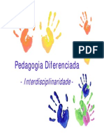 Brilha Pedagogia-Diferenciada Interdisciplinaridade