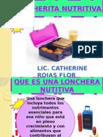 LONCERITA NUTRITIVA