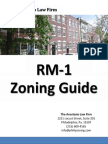 RM-1 Zoning Guide