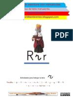 16. Lectoescritura MIAN BRABUR - LETRA R