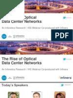 Optical Datacenter Network [Infinera Infonetics IHS]