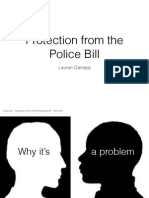 racial profiling legislative bill keynote pdf