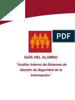 Guia Alumno-Auditor Int Sist Gest Seg Informacion
