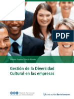 Gestion de La Diversidad Cultural Empresarial