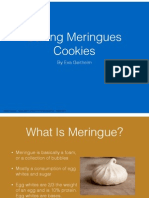 meringue science project pdf