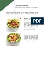 Portafolio de Productos(1)
