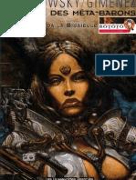 [EBD FR] Jodorowsky - Les Meta-Barons - T04 Oda La Bisaieule