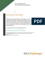 Epilepsy Epilepsy Overview