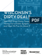 Wisconsin's Dirty Deals