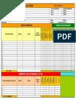 Cadastro e Relatório 2015