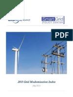 2013 Grid Modernization Index