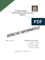 Derecho Informático.
