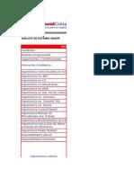Formato Analista Sistema Senior - Textil