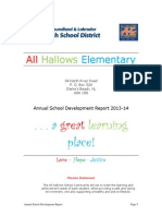 all hallows elementary asdr