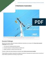 8 Major Advantages of Distribution Automation