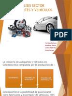 Exp Sector automotriz