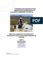 Reporte Proyecto Polobaya Final