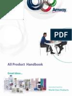 All Product Handbook - English