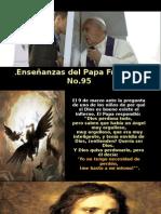 Enseñanzas Del Papa Francisco - Nº 95