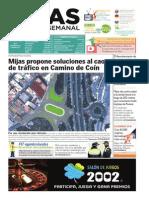 Mijas Semanal Nº627 Viernes 20 de Febrero de 2015