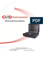 Acm Instruments Brochure
