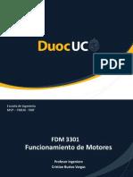 Clase Introductoria a Funcionamiento de Motores
