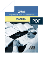 Preparacion Para El Examen CPP