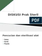 Prak Steril