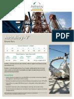 Astralloy-V Bars