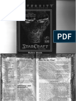 Alternity - StarCraft - Rule Book