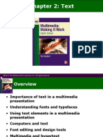 Multimedia System Foundation Notes