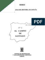 Bibliografia Caminho Santiago