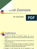 Zoonosis