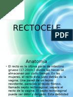 RECTOCELE