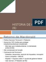 Historia de Canadá (6)