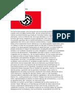La Economía de Hitler
