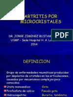 Artritis por microcristales 2014 Fotos.ppt