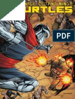 Teenage Mutant Ninja Turtles #44 Preview