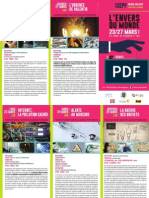 Envers du Monde Programme 2015
