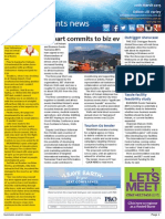 Business Events News for Fri 20 Mar 2015 - Hobart commits to business events, Tassie facility feasibility study, Vibe North Sydney in 2017, Letter to the Editor, and much more