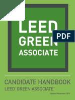 Leed v4 Green Associate Candidate Handbook