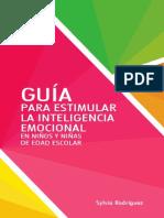 Guía de inteligencia emocional (material didáctico)