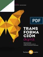 Territorio creativo transformacion digital