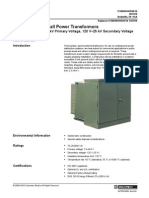 Pad mounted transformer Schneider.pdf