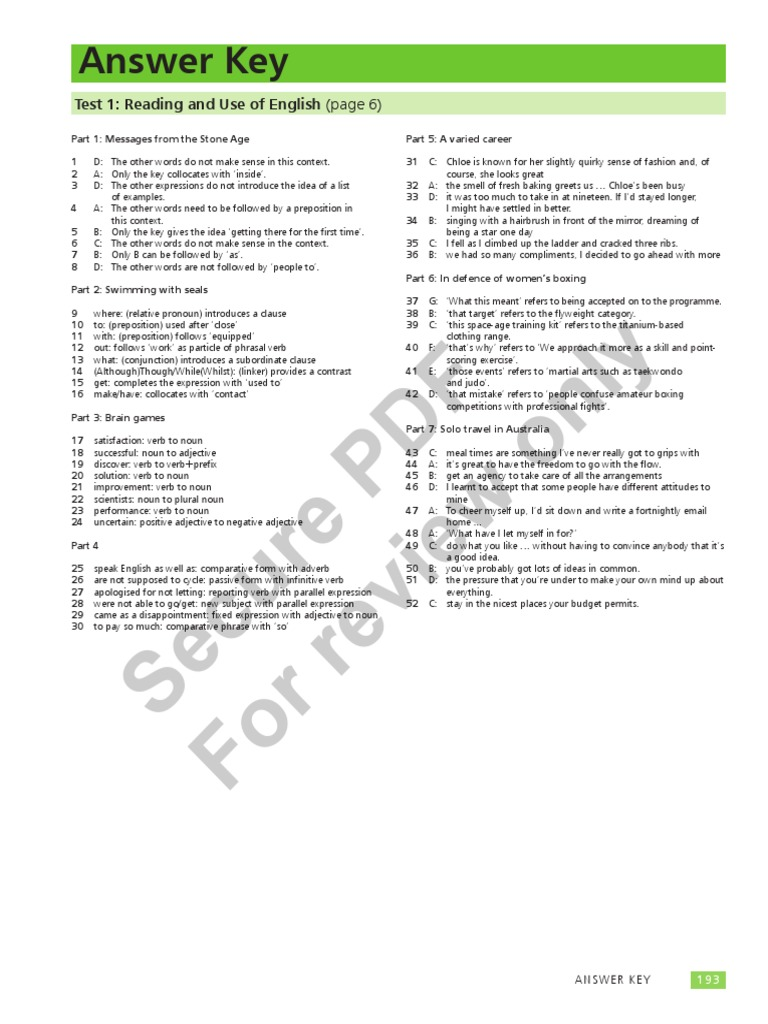 Practice tests plus 2015 key verb preposition and postposition yadclub Gallery