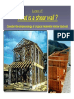 SD Lecture17 What is a Shear Wall