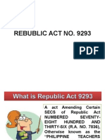 RA 9293-Report Presentation.ppt