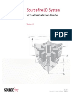 Sourcefire 3D System Virtual Installation Guide v5.3