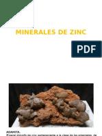 Minerales de Zinc