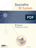 Sourcefire 3D Sensor Installation Guide v4.10